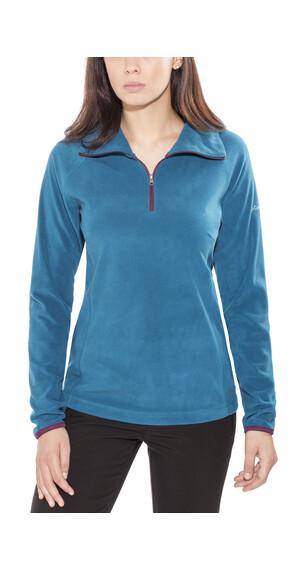 Columbia Glacial Fleece III Midlayer Dames blauw